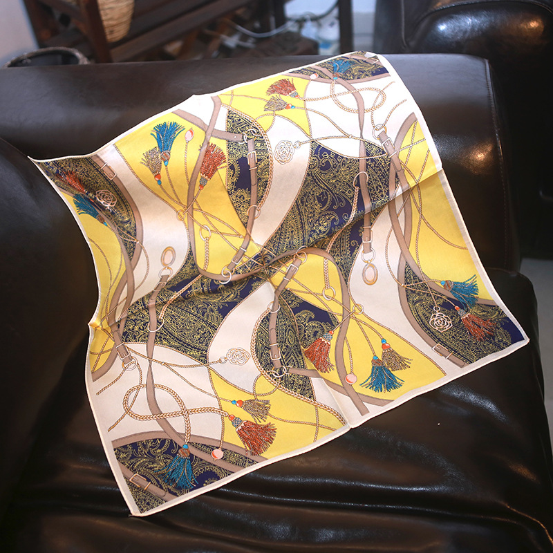 New Silk Scarf