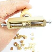 Rcidos 8 мм латунные буквы ручной нагрев Горячая фольга штамповочные