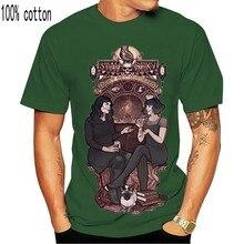 Camiseta con historia de Horror Americano de casa de exterminio, camiseta de Halloween de cultura Ahs, Croatoan aterrador, camisa clásica
