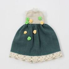 Neo Blythe Doll Green Flowers Dress