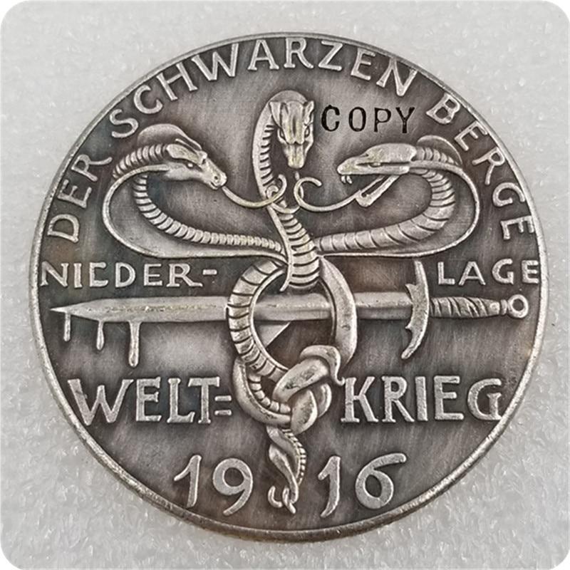 Tipo #1 1914 alemanha copiar moeda