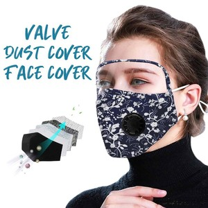 Маски для лица для взрослых, Дизайнерские шарфы, Многоразовые Тканевые Маски для лица, для защиты от пыли, микробов