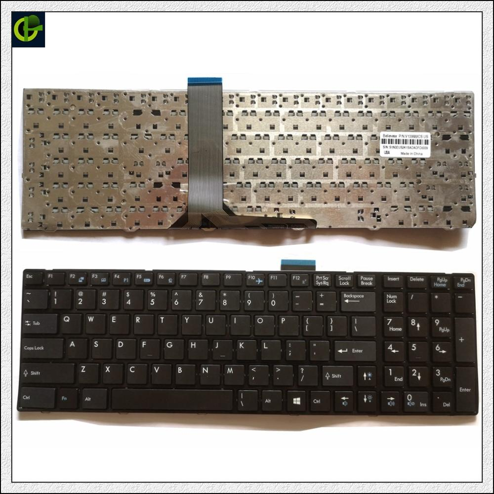 English Keyboard For MSI GP60 GP70 CR70 CR61 CX61 CX70 CR60 GE70 GE60 GT60 GT70 GX60 GX70 0NC 0ND 0NE 2OC 2OD 2OJWS 2OKWS 2PC US
