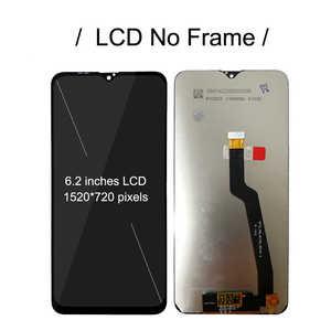 Image 3 - LCD + กรอบสำหรับSAMSUNG Galaxy A10 2019จอแสดงผลSM A105F/DS A105FN A105G A105M A105หน้าจอLCD Touch Sensor digitizer Assembly