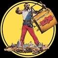 80 г-н Т, классический постер с кабиной, художественная футболка на заказ, любой размер, любой цвет