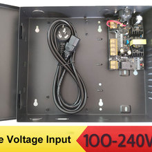 Access-Power-Supply for with Battery-Interface Input-100v-240v 12v4.5a-Wide-Voltage