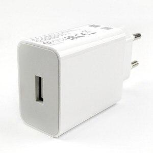Оригинальное быстрое зарядное устройство Xiaomi QC 3,0 зарядный адаптер Usb type c кабель для Mi 8 9 se 9 T pro 10 lite A3 Max 3 Redmi note 7 8 9 pro