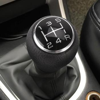 Perilla de engranaje Manual Universal para palanca de cambios de coche, manija para Citroën C1 C3 C4 PEUGEOT 206 207 307 pomo palanca, cambio palanca de cambio