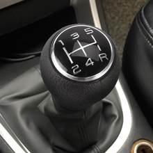Manual Universal de perilla de palanca de cambios de coche manejar para CITROEN C1 C3 C4 PEUGEOT 206 PEUGEOT 207, 307 pomo palanca cambio palanca de cambio