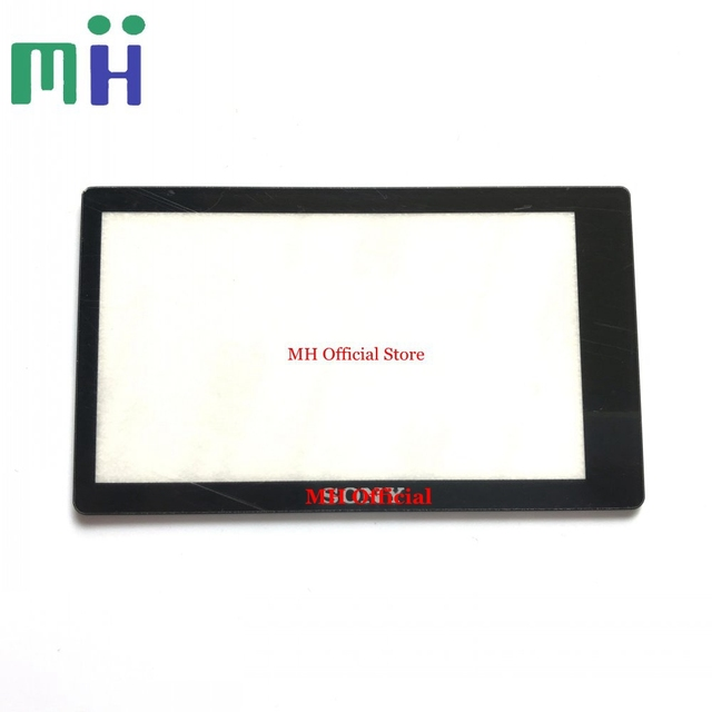 NEW COPY A6000 A6100 A6500 A5000 A5100 LCD Window Outer Protector Glass For Sony ILCE 6000 ILCE 6100 ILCE 5000 ILCE 5100