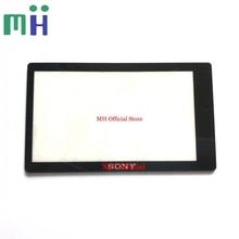 Protector de cristal exterior para ventana LCD, para Sony ILCE 6000, ILCE 6100, ILCE 5000, A6000, A6100, A6500, A5000, A5100, ILCE 5100