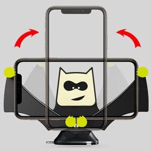 Автомобильный держатель для телефона, Универсальная автомобильная подставка для вентиляционного отверстия, GPS, гравитационная подставка, ...