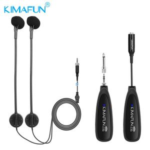 Image 1 - KIMAFUN KM 710 2.4G Wireless Microphone designed for Accordion Professional Musical Instrument Condenser High Fidelity Voice Mic