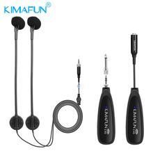 KIMAFUN KM 710 2.4G kablosuz mikrofon için tasarlanmış akordeon profesyonel müzik aleti kondenser yüksek sadakat ses mikrofon