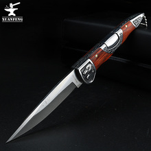 Yüksek sertlik katlama bıçak yüksek kaliteli taşınabilir bıçak açık bıçak kamp avcılık kendini savunma bıçak