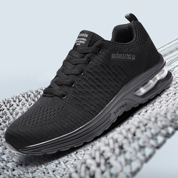 New Lightweight Men Sneakers Breathable Air Mesh Sport Running Shoes Outdoor Cushion Soft Training Shoes Men Zapatos De Hombre men sneakers high quality lightweight running shoes fashion breathable zapatos de hombre sport shoes jinbeile