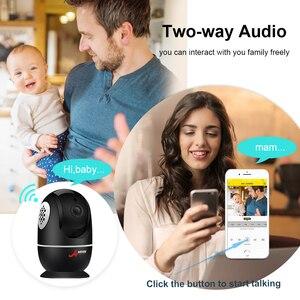 Image 5 - ANRAN 1080P HD IP Camera Wifi Two Way Audio Video Camera Cloud Home Surveillance Night Vision Security Camera Baby Monitor