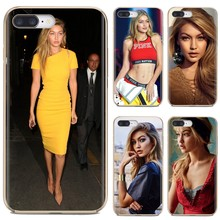Silicone Shell Cover Gigi hadid TV celebrity Poster For Huawei Honor 6 6A Play 7X V10 V8 7A 7C Mate 7 8 P9 Plus Y3II Y3 2016(China)