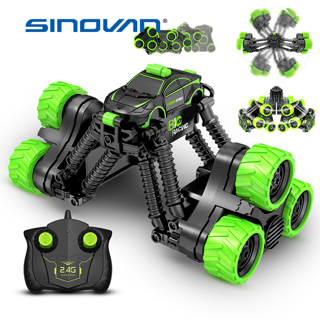 4WD Electric RC Car Rock Crawler Remote Control Toy Cars Off-Road Radio Radio Controlled Drive Toys For Boys Kids Suprise Gift