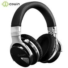 Cowin E 7 블루투스 헤드폰 무선 헤드셋 anc 액티브 소음 차단 헤드폰 이어폰 오버 이어 스테레오 딥베이스 캐스크