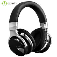 Cowin E 7 bluetooth אוזניות אלחוטי אוזניות anc פעיל רעש ביטול אוזניות אוזניות על אוזן סטריאו העמוק בס קסדה