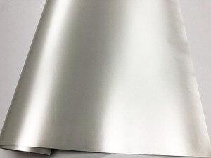 Image 3 - רכב סטיילינג כרום פרל קרמיקה לבן ויניל לרכב גלישת פרל מט לבן סאטן סרט עם גודל: 10/20/30/40/50/60x152cm