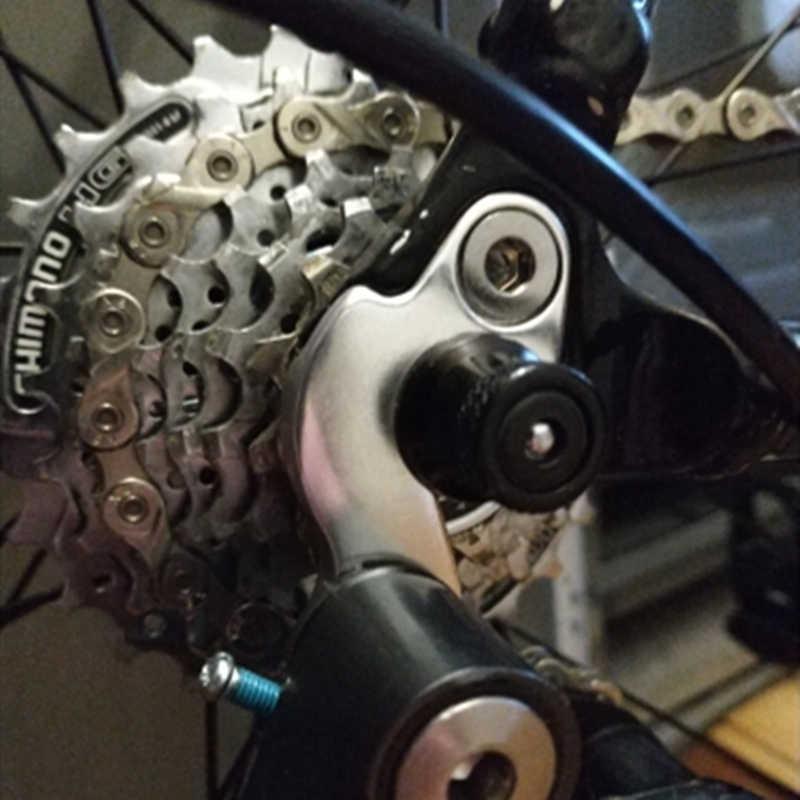 2 pièces vélo dérailleur arrière cintre pour Kuota Kona montagne rocheuse Fuji Cinelli Storck Kuota Stevens Isaac Wilier Canyon