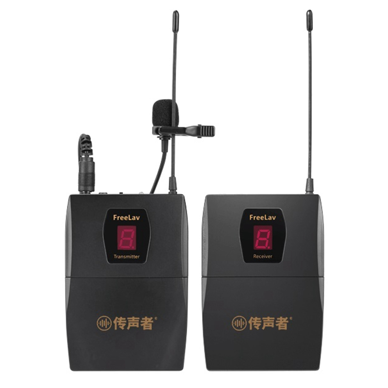 Wireless Handheld Microphone For Nikon Canon Camera, Interview And Shoot Like Video Clip Interview Microphone System For Video