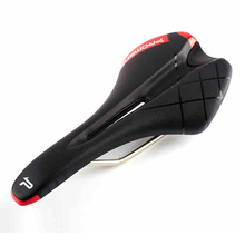 Super Light Bicycle Saddle 3 Colors MTB Road Bike Seat Gel Leather Bicycle Cushion Pad цена