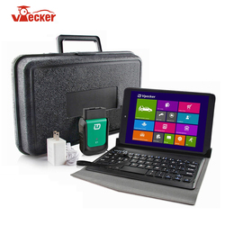 VPECKER OBD2 Wifi все OBD2 сканер Easydiag V11.2 sc8in Win10 VPECKER планшет ODB2 Авто диагностический сканер VPECKER легкий DIAG
