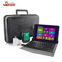 Vpecker OBD2 Wifi All OBD2 Scanner Easydiag V11.2 sc8in Win10 Vpecker Tablet ODB2 Car Auto Diagnostic Scanner VPECKER EASY DIAG