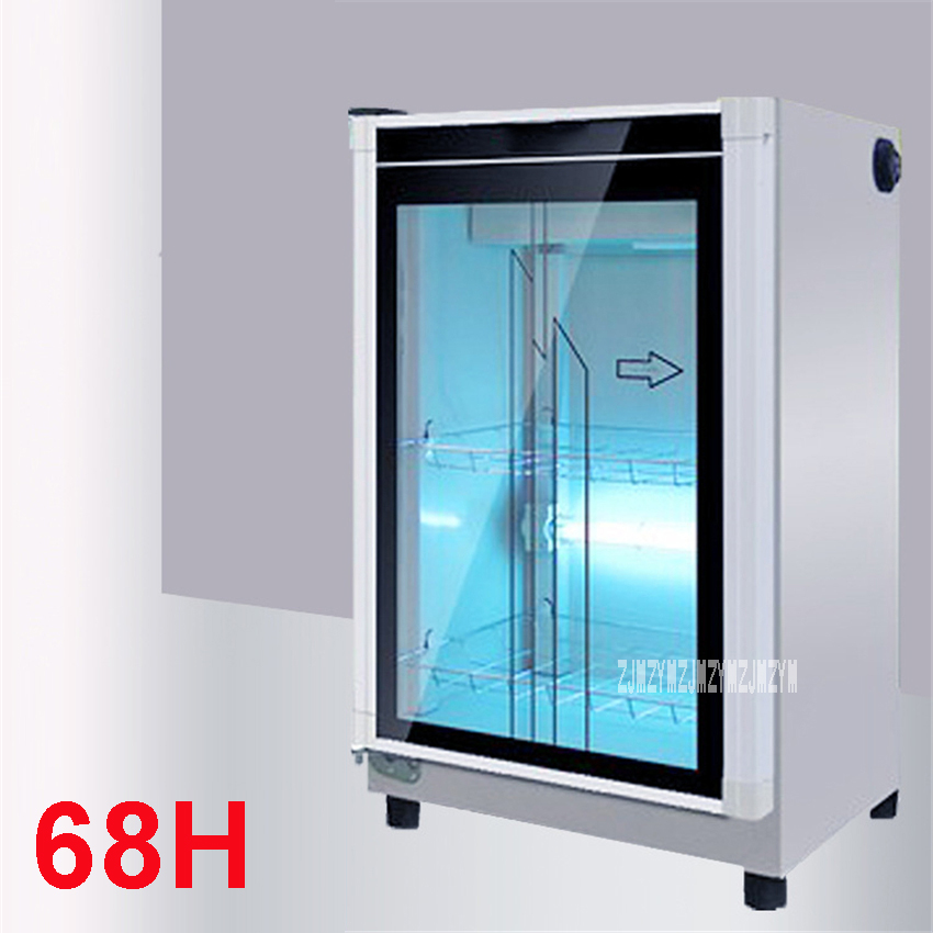 D1-38L/68H Single-door Household Small Commercial Towel Disinfection Cabinet Towel Sterilizer Clothes UV Disinfecting Machine