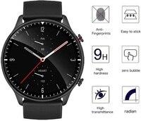 Película protectora suave de TPU (no cristal) para reloj inteligente Huami Amazfit GTR2, cubierta protectora de pantalla completa GTR 2