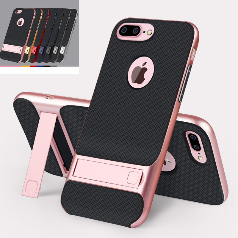 Anti-fall Case For iPhone 11 Pro Max X XS XR 8 7 6 6S Plus Cover iphone 11 Case Holder Phone Back Coque for iphone x