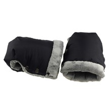 Cart Outdoor Glove Fall Winter Warm Stroller Gloves Kids Pushchair Hand Muff Waterproof Pram Accessory Mitten Baby Buggy Clutch