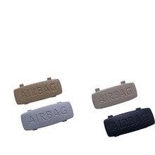 """4 шт. OEM подушка безопасности A B C вставка в столб Накладка """"Подушка безопасности"""" значок жемчуг для CC Golf Jetta Passat Polo 5G0 853 437 1K0 3C0 853 437 B"""