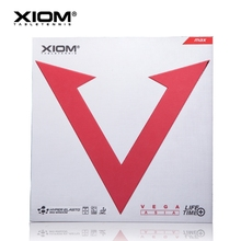 XIOM RED VEGA ASIA SEPPD Pimples In Table Tennis Rubber WITH 2.0MM MAX SPONGE PING PONG RUBBER Tenis De Mes