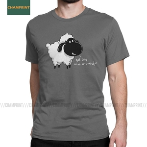 You Give Me Wood Settlers Of Catan Board Game Geek Sheep T Shirt Men Cotton Cool T-Shirts Board Wheat Gamer Tees Short Sleeve(China)