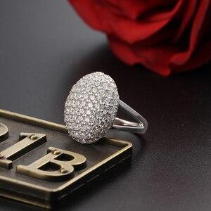 Image 1 - Mooie Twilight Saga Ring Bella Engagement Ringen Voor Vrouwen 925 Sterling Zilveren Replica Fine Jewelry Drop Schip Gratis Graveren