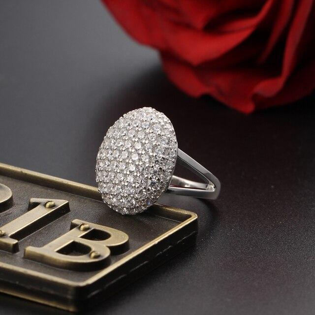 Mooie Twilight Saga Ring Bella Engagement Ringen Voor Vrouwen 925 Sterling Zilveren Replica Fine Jewelry Drop Schip Gratis Graveren