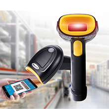 Kercan Barcode Scanner Wired bar code Scanner Automatic Scan Handheld 1D/2D QR/PDF/DM Code Reader for Inventory POS Terminal good quality fast reading 2d qr image barcode scanner bar code reader with usb ps2 rs232 for pos free shipping