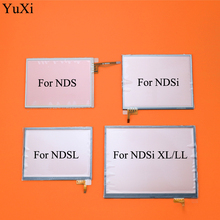 YuXi Touch Screen Touchscreen Digitizer Repair Part for Nintendo NDS NDSI XL LL LCD /NDSi/NDSL Replacement stylus spring straps for nds ndsi nds lite 4 strap pack