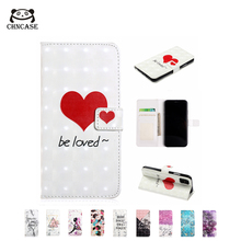 CHNCASE Love Magnetic Leather Phone Case For iPhone 5 5s SE 6 6s 7 8 Plus X XS MAX XR 11 Pro PU Wallet Flip Cover Cases