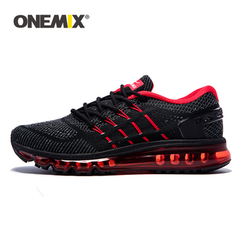 ONEMIX 2020 Men Running Shoes Cool Light Sport For Slant Tongue Sneakers Outdoor Jogging Walking Size 39-47