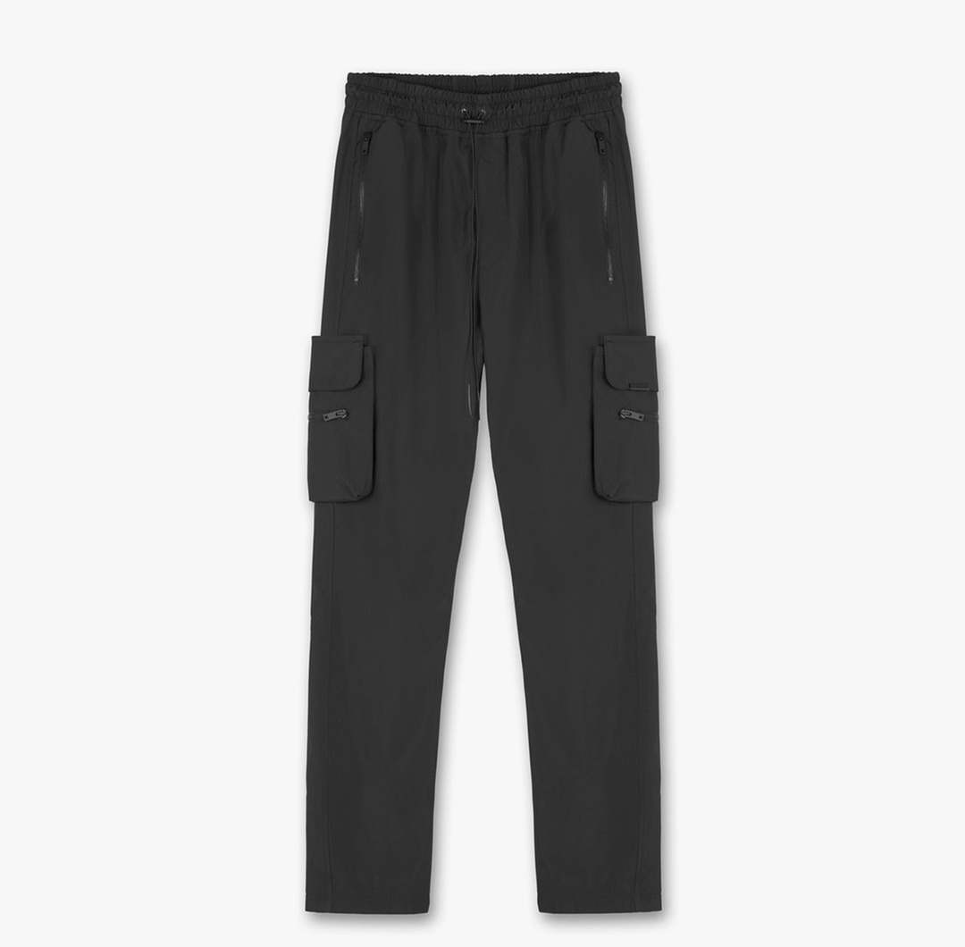 21SS Represent Sweatpants Women Men Pants Bag Detachable Retro Rope Workwear Pants Fashion Trend Trousers