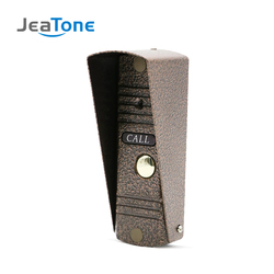 Дверной телефон домофон для домашней безопасности видеодомофон для квартиры дверной звонок видео ИК ночного видения наружная панель вызов...
