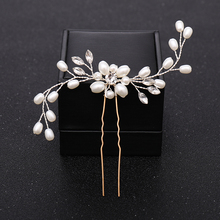 New Rose Gold Flower Crystal Pearl
