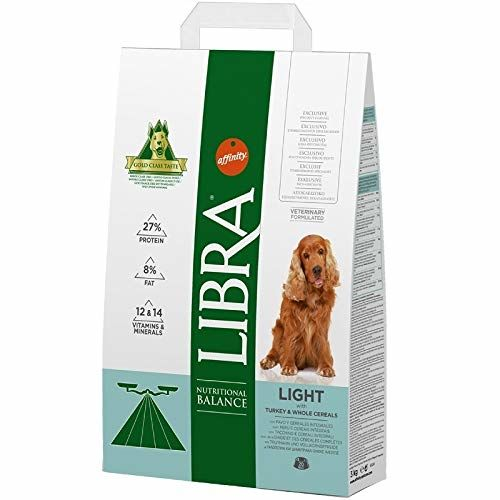 LIBRA – I Think For Small, Medium And Large Dogs Adult Light Turkey And Cereal Integrales