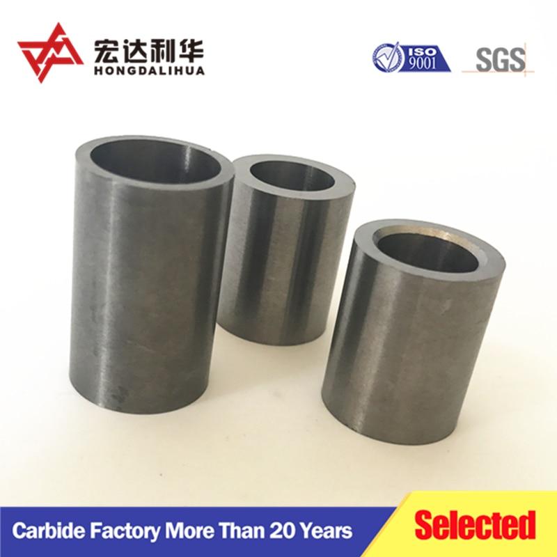 Carbide Machined Parts Tungsten Carbide Bushings / Bearings / Shafts