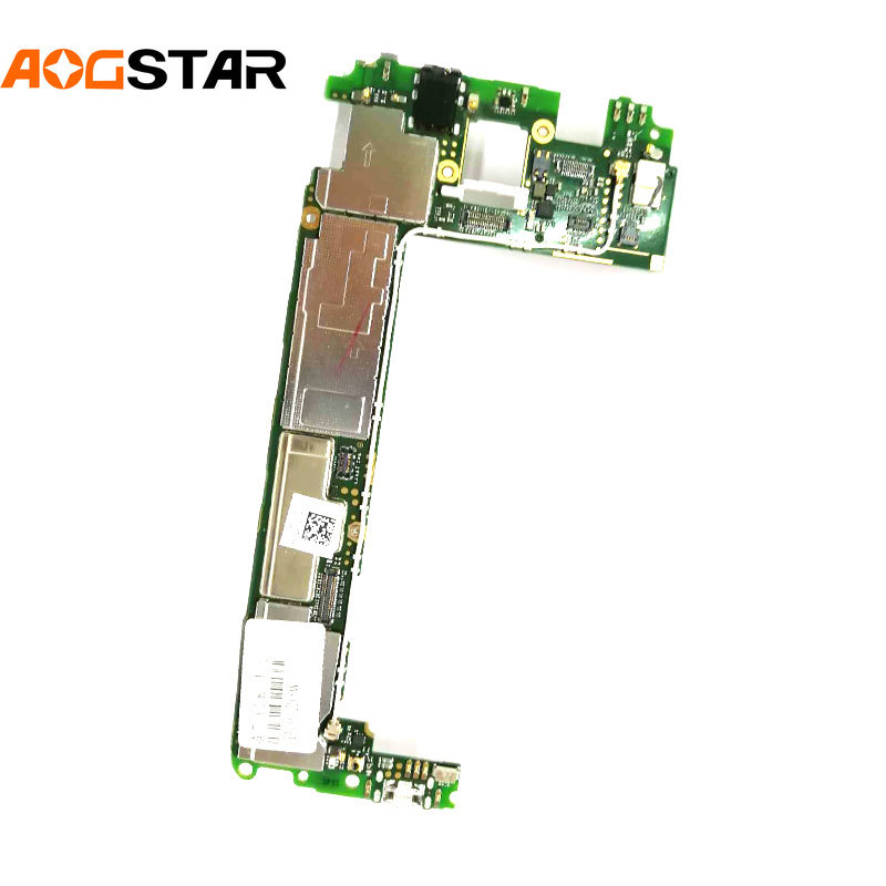Aogstar Mobile Electronic Panel Mainboard <font><b>Motherboard</b></font> Unlocked With Chips Circuits Flex Cable For <font><b>Huawei</b></font> <font><b>Honor</b></font> <font><b>7</b></font> PLK-AL10 3+64GB image